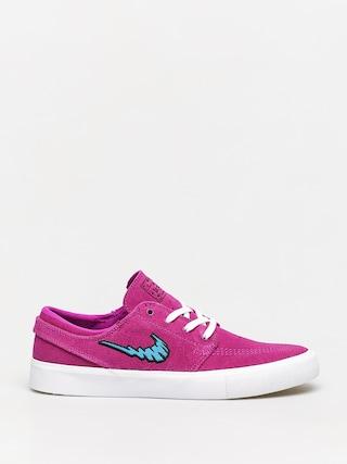 Topu00e1nky Nike SB Zoom Janoski Rm (vivid purple/laser blue black)
