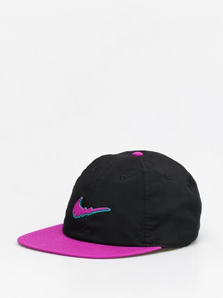 u0160iltovka Nike SB Heritage86 (black/vivid purple)