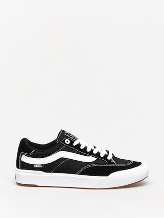Topu00e1nky Vans Berle Pro (black/true white)