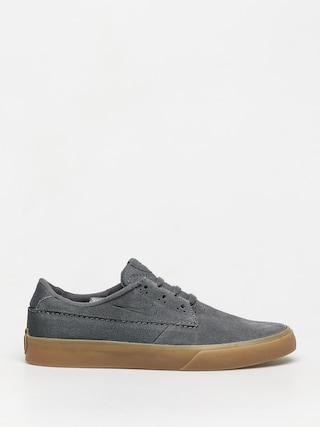 Topu00e1nky Nike SB Shane (dark grey/black dark grey)