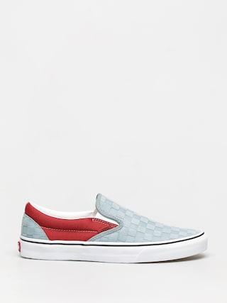 Topánky Vans Classic Slip On (deboss ldpmpnrd)