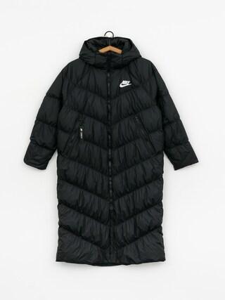 Parka Nike Dwn Fill Parka Long Stmt Wmn (black/black/white)