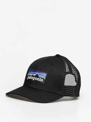 u0160iltovka Patagonia P 6 Logo Trucker ZD (black)