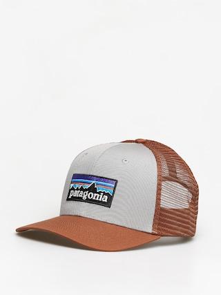 u0160iltovka Patagonia P 6 Logo Trucker ZD (drifter grey)