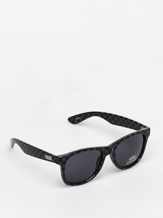 Slneu010dnu00e9 okuliare Vans Spicoli 4 (black/charcoal checkerbrd)