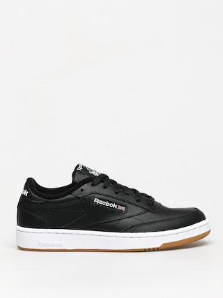Topánky Reebok Club C 85 (black/white/gum)