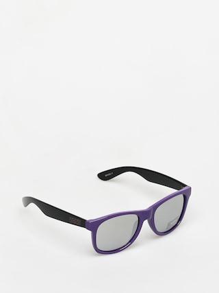 Slneu010dnu00e9 okuliare Vans Spicoli 4 (heliotrope/black)