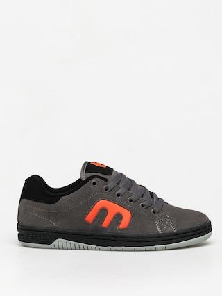 Topu00e1nky Etnies Calli Cut (grey/black/orange)