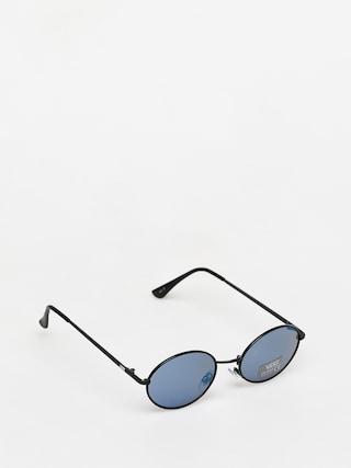Slneu010dnu00e9 okuliare Vans As If Wmn (matte black/blue mirror)