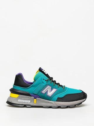 Topu00e1nky New Balance 997S (green/black)
