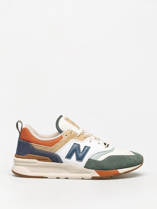 Topu00e1nky New Balance 997 (green/blue)
