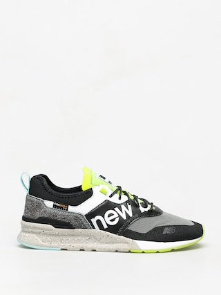 Topu00e1nky New Balance 997 (black/yellow)