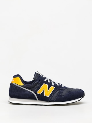 Topu00e1nky New Balance 373 (navy/yellow)