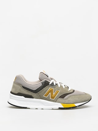 Topánky New Balance 997 (green/gold)