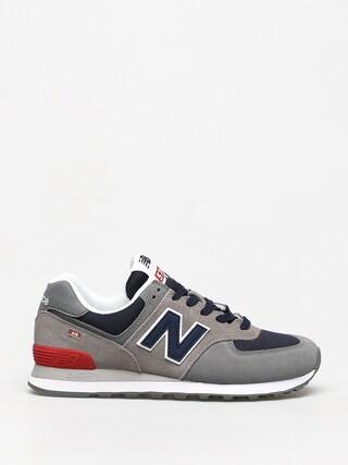 Topánky New Balance 574 (grey/navy)