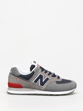 Topu00e1nky New Balance 574 (grey/navy)