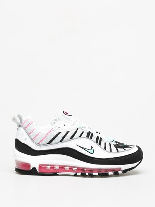 Topu00e1nky Nike Air Max 98 Wmn (pure platinum/aurora green black)