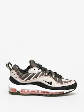 Topu00e1nky Nike Air Max 98 Wmn (cargo khaki/black desert sand)