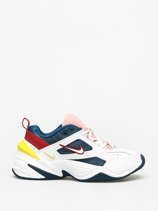 Topu00e1nky Nike M2K Tekno Wmn (blue force/summit white chrome yellow)