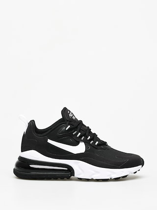 Topu00e1nky Nike Air Max 270 React Wmn (black/white black)