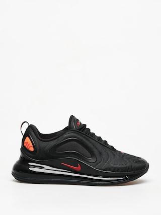 Topu00e1nky Nike Air Max 720 (black/hyper crimson university red)