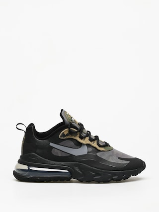 Topu00e1nky Nike Air Max 270 React (black/white anthracite)