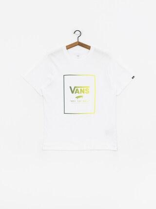 Triu010dko Vans Print Box (white/sulphur spring)