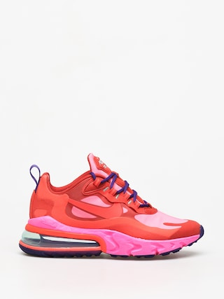 Topu00e1nky Nike Air Max 270 React Wmn (mystic red/bright crimson pink blast)