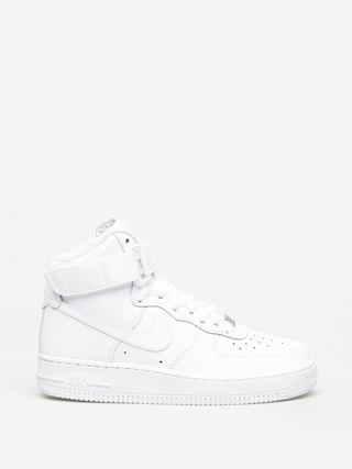 Topu00e1nky Nike Air Force 1 High Wmn (white/white white)