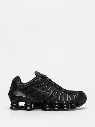 Topu00e1nky Nike Shox Tl (black/black mtlc hematite max orange)