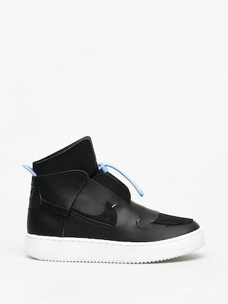 Topu00e1nky Nike Vandalised Wmn (black/black light blue)