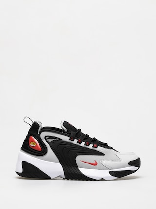Topu00e1nky Nike Zoom 2K (black/track red grey fog white)