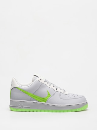 Topánky Nike Air Force 1 07 Lv8 (wolf grey/ghost green photon dust black)