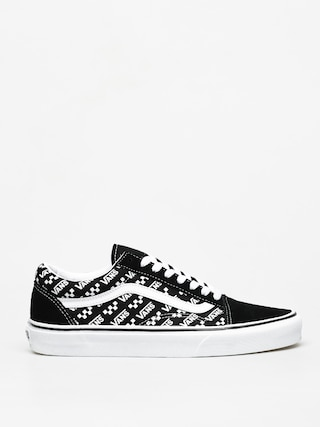 Topu00e1nky Vans Old Skool (blk/true wht)