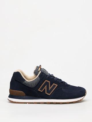 Topu00e1nky New Balance 574 (navy)