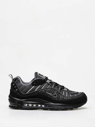Topu00e1nky Nike Air Max 98 (black/black smoke grey vast grey)