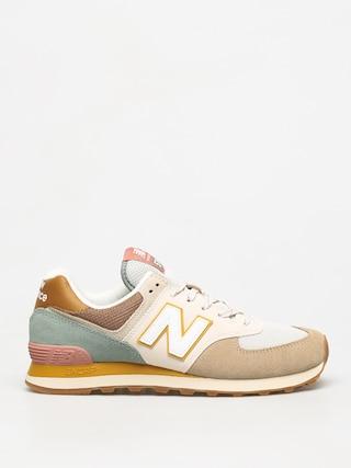 Topánky New Balance 574 (tan)