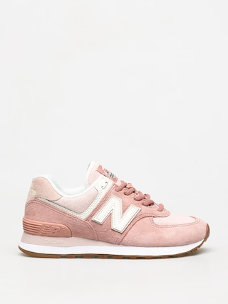 Topánky New Balance 574 Wmn (red)