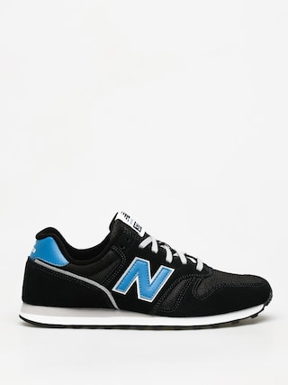 Topu00e1nky New Balance 373 (black/blue)