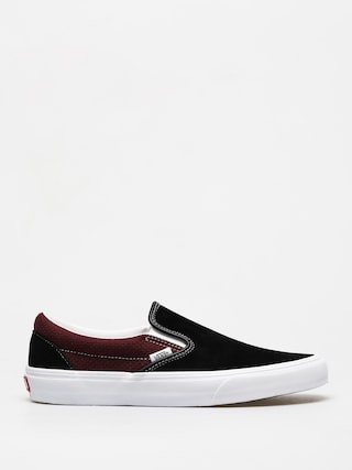 Topu00e1nky Vans Classic Slip On (black)