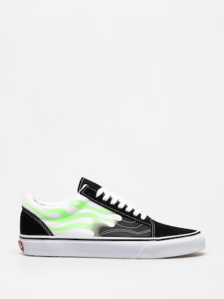 Topu00e1nky Vans Old Skool (flame black)