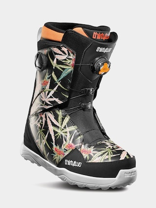 Obuv na snowboard ThirtyTwo Lashed Double Boa (black/aloha)