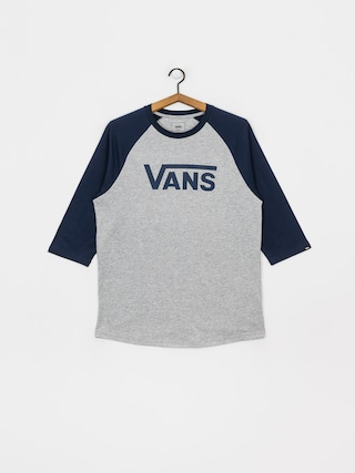 Triu010dko Vans Classic Raglan (athletic heather/dress blues)