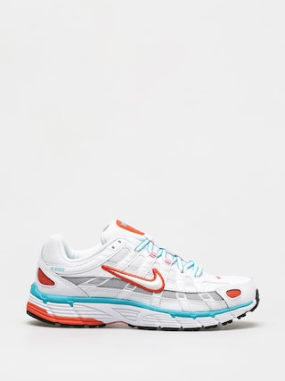 Topu00e1nky Nike P 6000 Wmn (white/white oracle aqua magic flamingo)