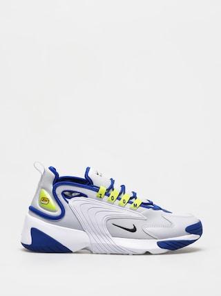 Topánky Nike Zoom 2K (sky grey/black bright cactus hyper blue)