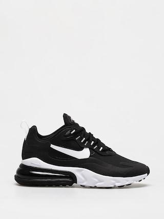 Topu00e1nky Nike Air Max 270 React Wmn (black/white black black)