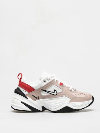 Topu00e1nky Nike M2K Tekno Wmn (fossil stone/summit white track red)