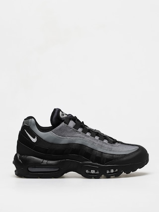 Topu00e1nky Nike Air Max 95 Essential (black/white smoke grey)
