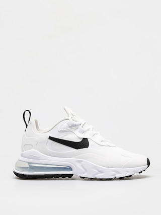 Topu00e1nky Nike Air Max 270 React Wmn (white/black metallic silver)