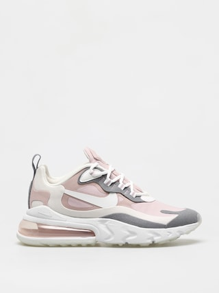 Topu00e1nky Nike Air Max 270 React Wmn (plum chalk/summit white stone mauve)